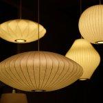 różne klosze na lampy